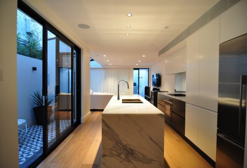 Redfern Kitchen 3