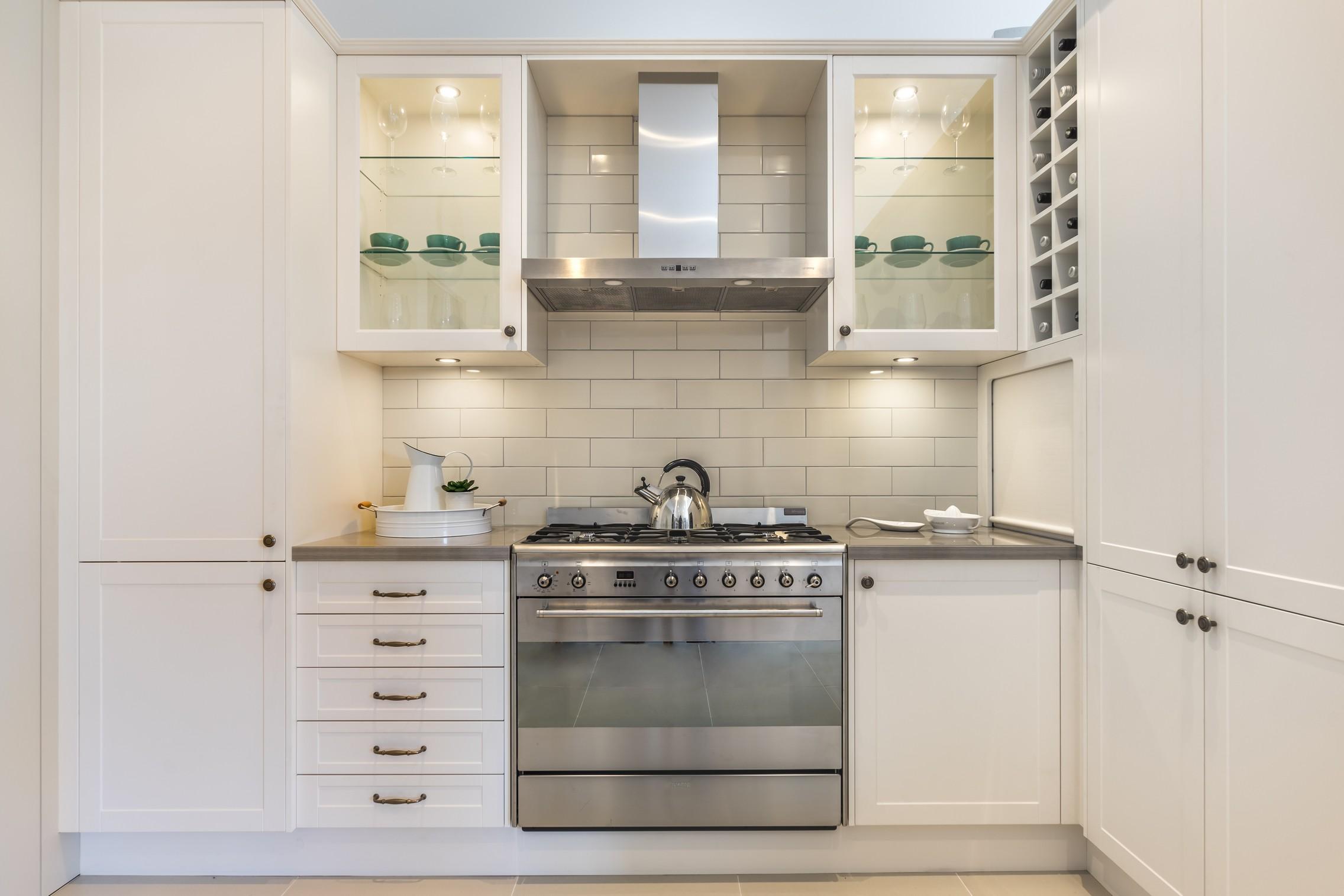 Showroom Kitchen 3
