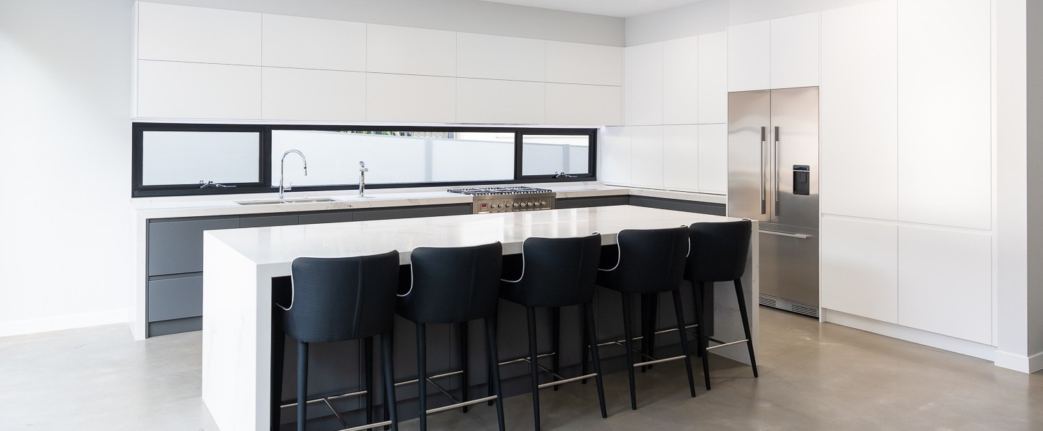 Custom Kitchens Designed by GSP Group Sydney
