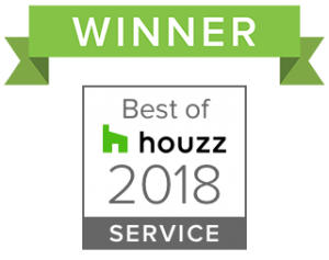Houzz Service Award 2018